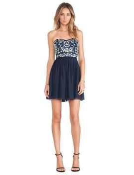 amelia-mini-dress by tfnc-london