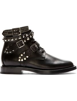 black-rangers-ankle-boots by saint-laurent