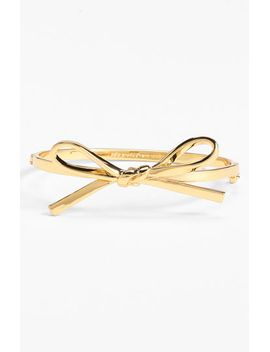 skinny-mini-bow-bangle by kate-spade-new-york