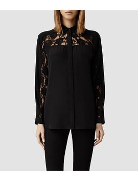 boo-lace-shirt by allsaints
