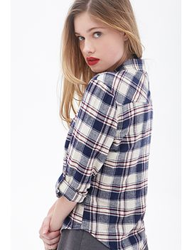 plaid-western-shirt by forever-21