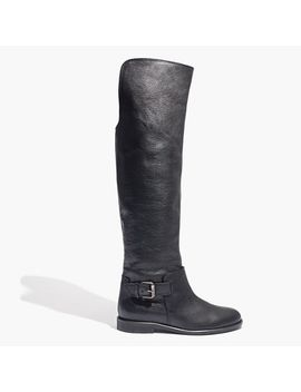 the-conor-over-the-knee-boot by madewell