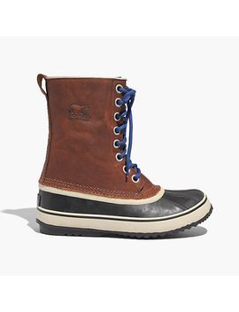 sorel®-&-madewell-1964-premium-boots by madewell