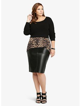 cropped-sweater by torrid