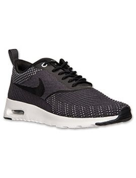 womens-nike-air-max-thea-jacquard-running-shoes by nike