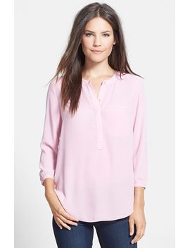 henley-blouse by nydj