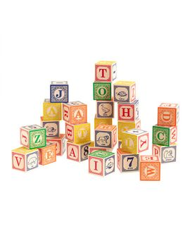 kids-uncle-goose®-classic-abc-blocks by kids-uncle-goose