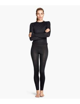 wool-blend-base-layer-tights by h&m