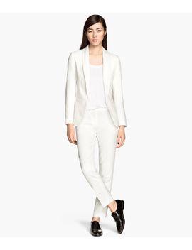 tuxedo-pants by h&m