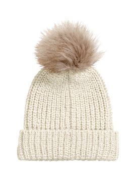 chunky-knit-hat by h&m