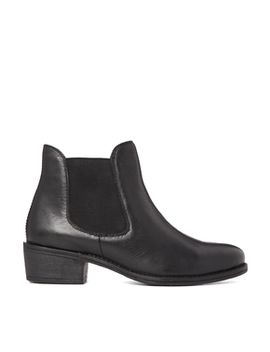 park-lane-leather-ankle-boots by shoes