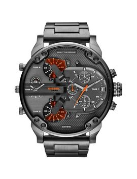 mr-daddy-20-chronograph-bracelet-watch,-57mm by diesel®