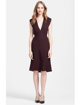 sleeveless-crepe-cocktail-dress by lagence