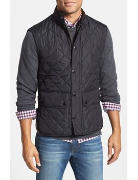 lowerdale-regular-fit-quilted-vest by barbour