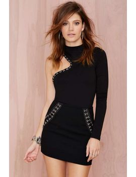 nasty-gal-so-hooked-cutout-bodysuit by nasty-gal