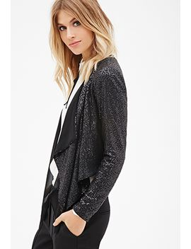 sequined-open-front-blazer by forever-21