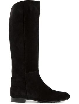 knee-boots by tods