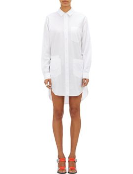 ripstop-shirtdress by t-by-alexander-wang