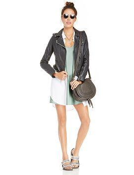 classic-woven-button-down-tunic by dl