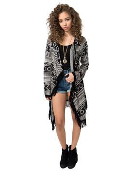 all-about-aztec-cardi by agaci