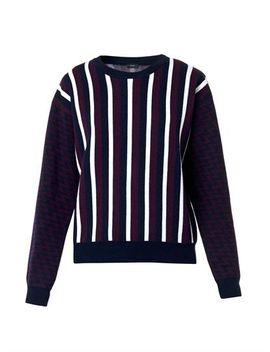 stripe-and-zigzag-intarsia-knit-sweater-(199524) by joseph