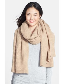 wool-&-cashmere-wrap by nordstrom-collection