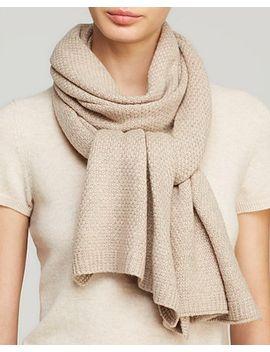 solid-wrap-scarf by echo
