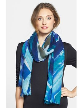 diamond-space-wool-&-cashmere-scarf by nordstrom
