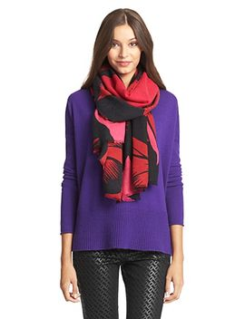 kenley-cashmere-scarf by dvf