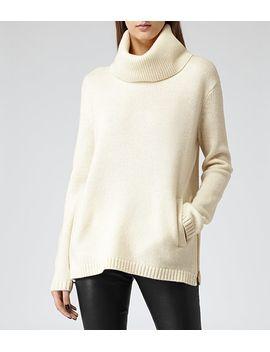oversized-roll-neck-jumper by malin