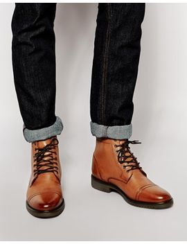 asos-workboots-in-leather by asos