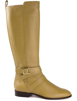 knee-length-boots by chloé