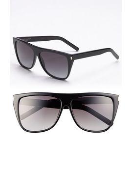 59mm-sunglasses by saint-laurent