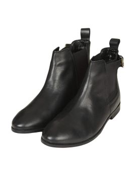 blighty-chelsea-boots by topshop