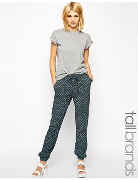 new-look-tall-printed-jogger by new-look-tall