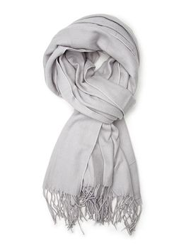 fringed-knit-scarf by forever-21
