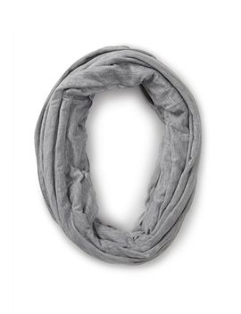 heathered-knit-infinity-scarf by forever-21