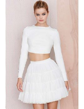 mac-x-nasty-gal-stunner-tutu-skirt by nasty-gal
