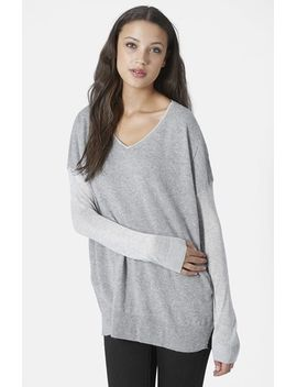 v-neck-sweater by topshop