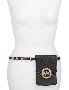 medallion-belt-bag by michael-michael-kors