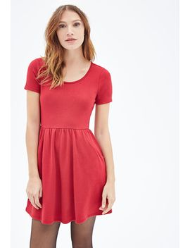 french-terry-pocket-dress by forever-21