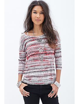 tribal-print-dolman-top by forever-21