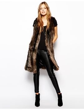 unreal-fur-longer-length-vest by unreal-fur