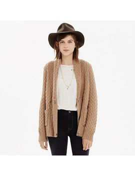 shawl-collar-snap-cardi by madewell