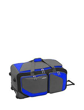30-in-wheeled-duffel---cobalt by leisure