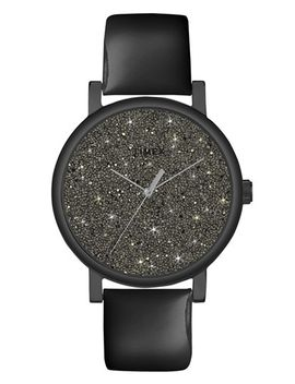 crystal-sky-pavé-dial-watch,-38mm by timex®
