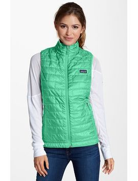 nano-puff-vest by patagonia