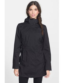laney-ii-trench-raincoat by the-north-face