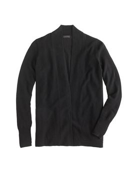 italian-cashmere-long-open-cardigan-sweater by jcrew