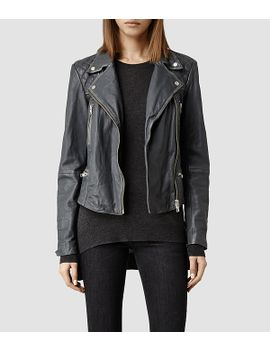 cargo-leather-biker-jacket by allsaints